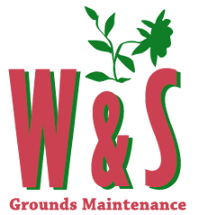 Logo, W & S Grounds Maintenance, Garden Clearance in Wantage, Oxfordshire